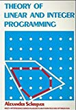 img - for Theory of Linear & Integer Programming (Wiley Series in Discrete Mathematics & Optimization) by Alexander Schrijver (1998-06-04) book / textbook / text book