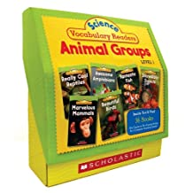 Science Vocabulary Readers Set: Animal Groups: Exciting Nonfiction Books That Build Kids' Vocabularies