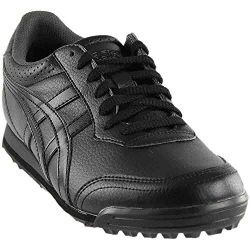 - ASICS Men's GEL-Preshot Classic 2 Golf Shoe, Black/Onyx/Dark Grey,10 W US