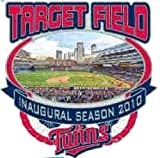 Target Field Stadium Lapel Pin - Minnesota Twins (Button)