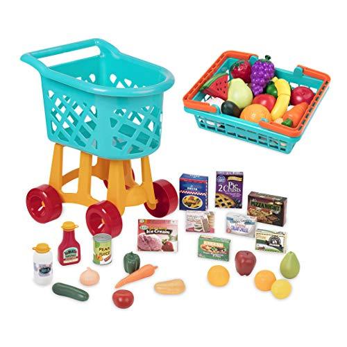 Battat Toy Shopping Cart
