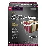 Smead Heavy-Duty Adjustable Hanging Folder