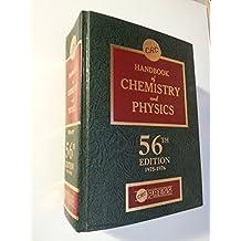 Handbook of Chemistry and Physics