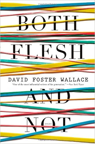 Both flesh and not essays david foster wallace 9780316182386