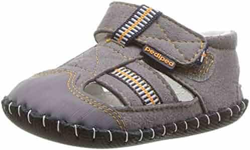 pediped Kids' gustan Crib Shoe
