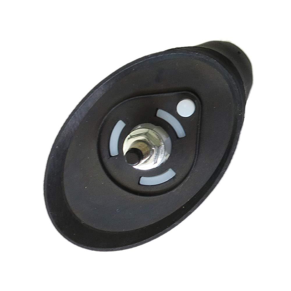 Antennen-Sockel Schwarz Antennenadapter Dachmontage-Sockel f/ür Focus Mondeo KA Fiesta Transit
