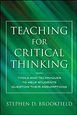 critical thinking for students amazon