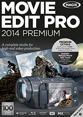 MAGIX Movie Edit Pro 2014 Premium [Download]