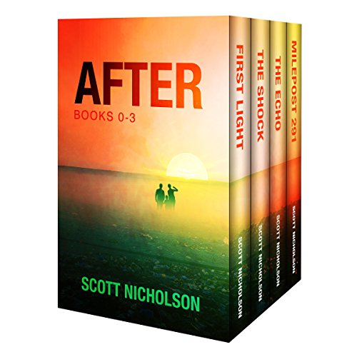 The After Series Box Set by Scott Nicholson ebook deal