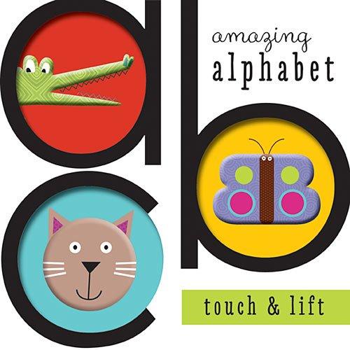 Amazing Alphabet Book (Amazing Alphabet: Feel-and-fit Shapes)
