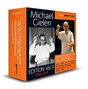 "Gielen Edition, Vol. 4 ""1968-2014"" [Box Set]"
