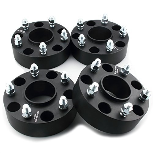 "GDSMOTU 4pc Hubcentric Wheel Spacers for Ram 1500, 2"" Wheel Spacers 5x5.5 with 14x1.5 Studs for 2012 2013 2014 2015 2016 2017 2018 Dodge Ram 1500"