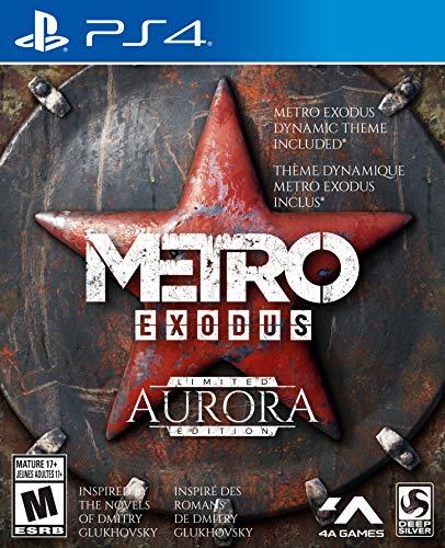 Metro Exodus-PlayStation 4-Aurora Limited Edition
