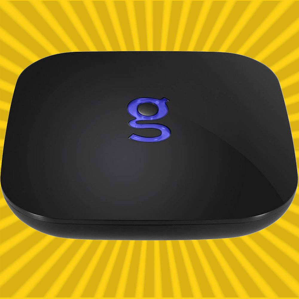 Matricom G-Box Q² Android TV Streaming Media Mini PC [2GB/16GB/4K] Quad/Octo Core by Matricom