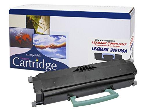 (Remanufactured Toner Cartridge Replacement for LEXMARK E230-E232-E234-E238-E240-E330-E332-E340- LY)