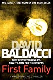 First Family by David Baldacci front cover