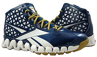 3a4009d70003 Image Unavailable. Image not available for. Color  Reebok Mens Basketball  Shoes ZIG SLASH ...