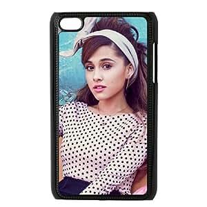 DIY Hard Plastic Case Cover for Ipod Touch 4 Phone Case - Ariana Grande HX-MI-034887