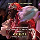 ORISHAS - Musica para Danzar