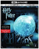 Harry Potter and the Order of the Phoenix (Ultra HD/BD) [Blu-ray]
