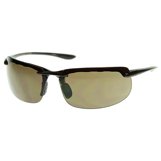 ZeroUV - Gafas de sol para hombre, estilo casual, ligeras ...