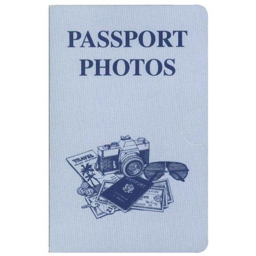 Passport Folders (250 Pack) (Folders Photo Passport)