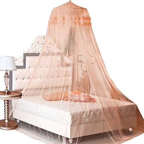 Housweety Curtain Netting Princess Mosquito