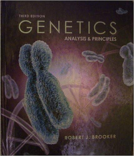 Genetics analysis principles robert j brooker 9780072992786 genetics analysis principles 3rd edition fandeluxe Images