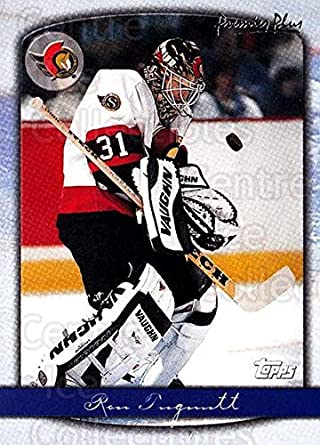 Amazon.com  (CI) Ron Tugnutt Hockey Card 1999-00 Topps Premier Plus ... db0dba6ae