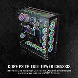 Thermaltake Core P8 Tempered Glass E-ATX Full-Tower