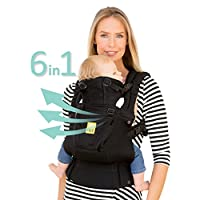 LILLEbaby SIX-Position, 360° Ergonomic Baby & Child Carrier – The COMPLETE Ai...