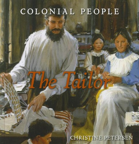 The Tailor (Colonial People)