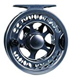 Cheap Okuma Helios Machined Aluminum Large Arbor Fly Reel, 105/12, Silver-Light