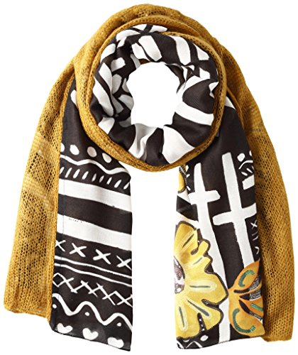 desigual-womens-mix-sonia-foulard-scarf-amarillo-fluor-one-size