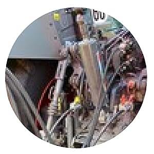 alfombrilla de ratón tractor - ronda - 20cm