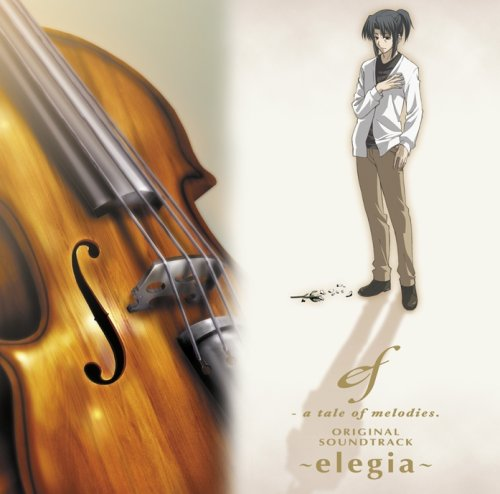 EF - A TALE OF MELODIES. OST -ELEGIA-