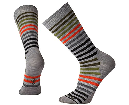 Smartwool Men's Spruce Street Crew Socks Large