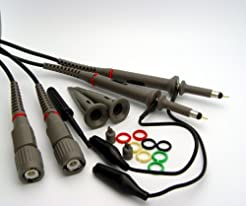 Hantek 2X 200MHz Oscilloscope Switchable...