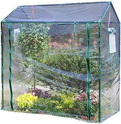 Invernaderos Plastico Huerto Terraza Tomate Vegetal Casa De