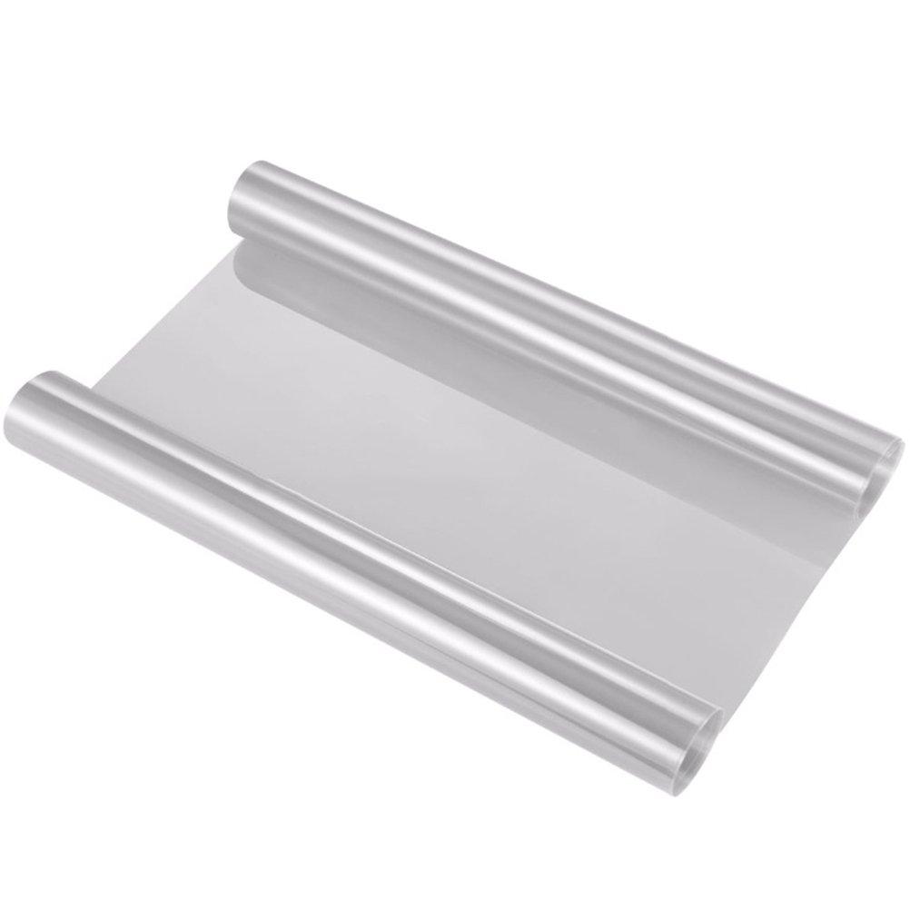 VORCOOL Anti-Fog Self-Adhesive Vinyl for Car Headlights, 30 x 120 cm (transparent) 2198836-5714-1413063431