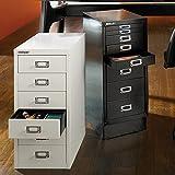 Bisley 6 Drawer Steel Under-Desk Multidrawer