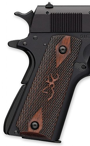 Browning 1911-22/380 Grips, Rosewood