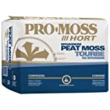 Premier Horticulture (0110P) Pro Moss Horticulture Retail Peat Moss, 2-1/5 Cubic Feet