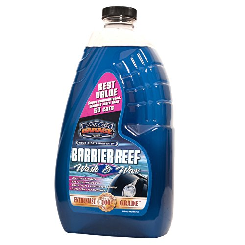 Surf City Garage 590 Barrier Reef Wash and Wax, 64 oz.