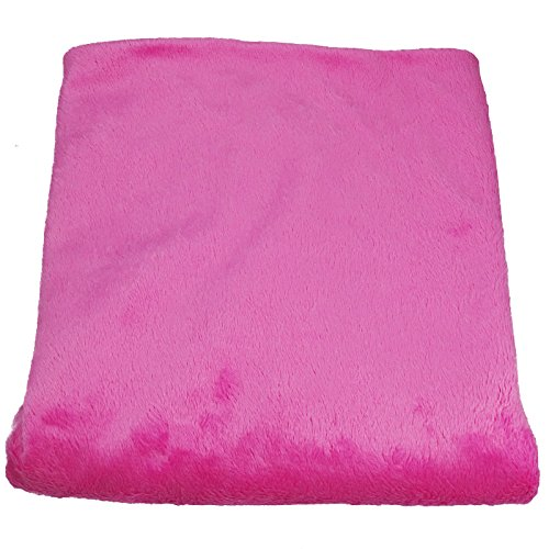 Price comparison product image ET Soft USB Powered Warm Shawl Electric Heated Blanket Winter Warming Lap Pad Gift (Pink)