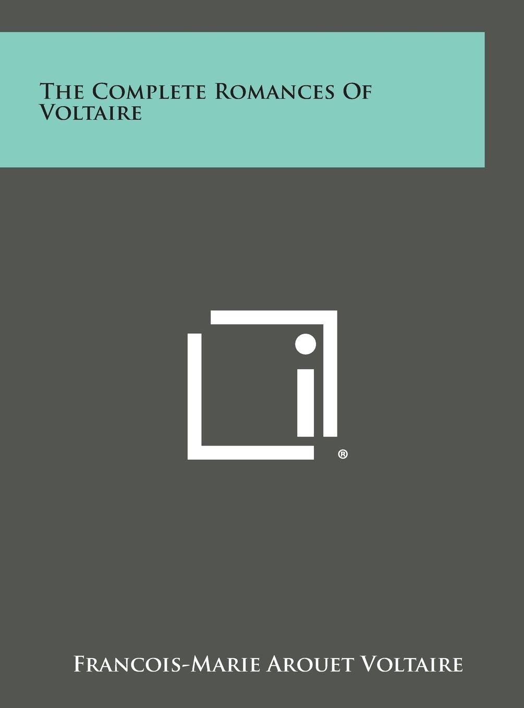Download The Complete Romances of Voltaire pdf