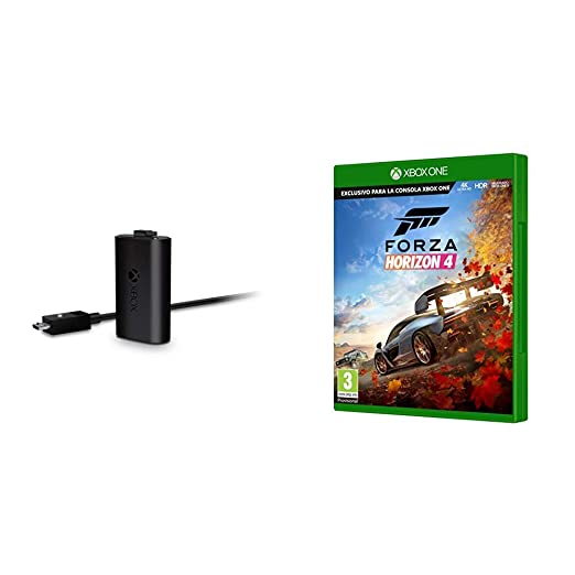 Microsoft - Kit De Carga Y Juega - Reedición (Xbox One) + Forza ...