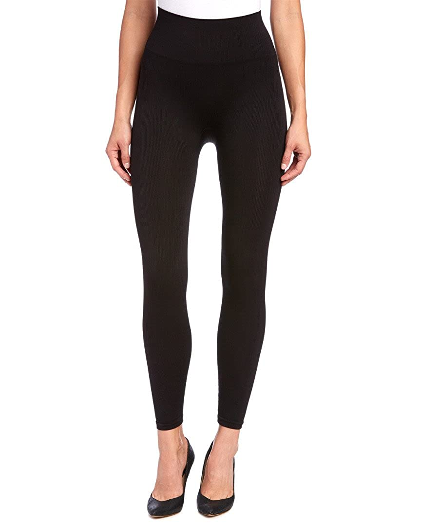 Spanx Womens Look-At-Me Legging, Large, Black 1832