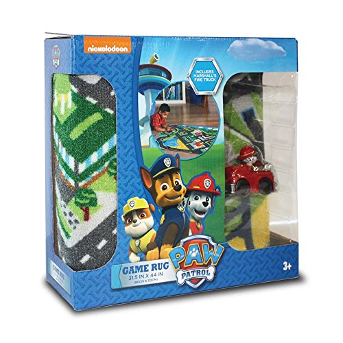 Paw Patrol Adventure Bay Interactive Game Rug