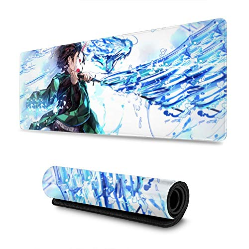 Demon Slayer Kimetsu No Yaiba Custom Mouse Pad Anime Mouse Pad Home Office Computer Gaming Mouse Pad